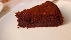 bolo de chocolate perfumado www.cozinhadamarcia.com.br