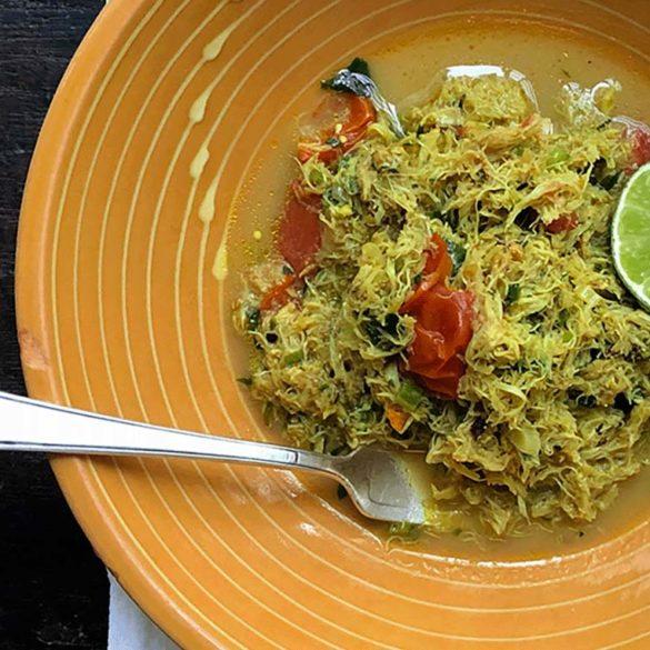 Entradinha de bacalhau. Foto: Marcia Zoladz/ Cozinha da Marcia®Cozinha da Marcia