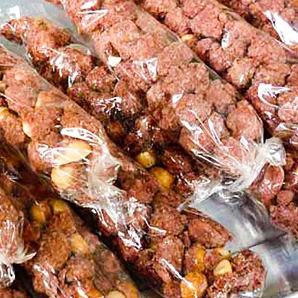 Amendoim doce feito em casa da Cozinha da Marcia. Foto Marcia Zoladz