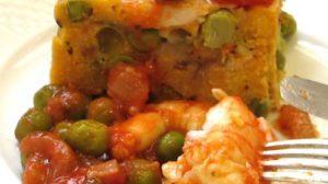 Cuscuz de camarão para dois www.cozinhadamarcia.com.br
