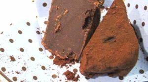 caramelo de chocolare - o fudge www.cozinhadamarcia.com.br