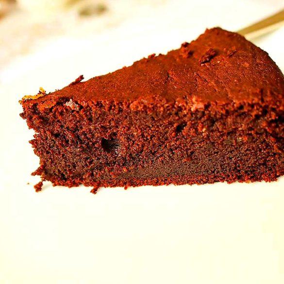 Bolo de chocolate extraleve. Foto Marcia Zoladz