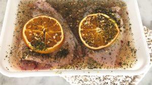 Frango de molho www.cozinhadamarcia.com.br