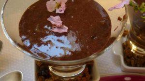 Mousse francesa de chocolate. Foto: Marcia Zoladz